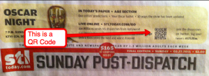 QR Code from the Post-Dispatch