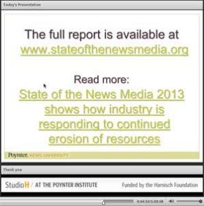 URL of Report