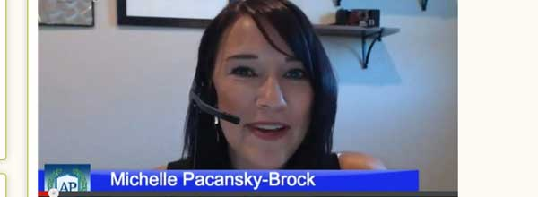 Michelle Pacansky-Brock community