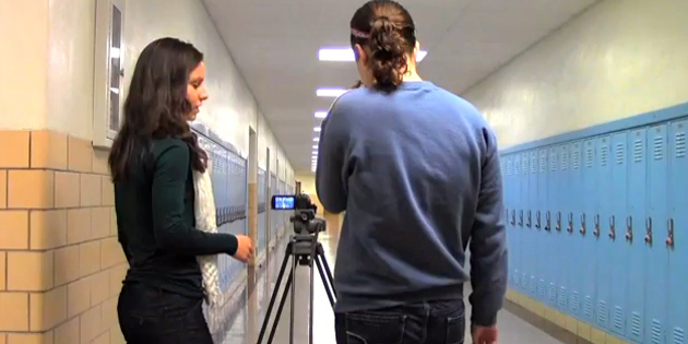 Take your students on a Video Scavenger Hunt