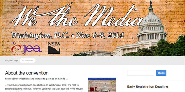 Join the JEA Digital Media Committee at 8 a.m. on Saturday, Nov. 8 , in DC (and bring a friend)