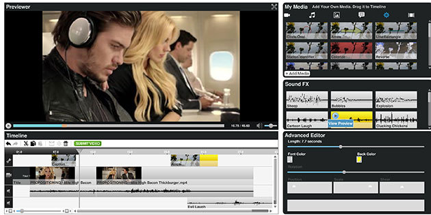 MediaBreaker Encourages Critical Media Literacy and 21st Century Skills With Easy-To-Use Online Video Editor