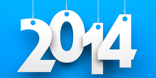 Top posts to the site in 2014