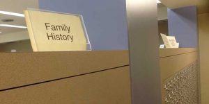 Family History at LAPL