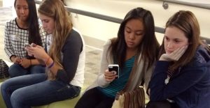 students using Steller