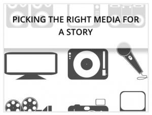 picking multimedia