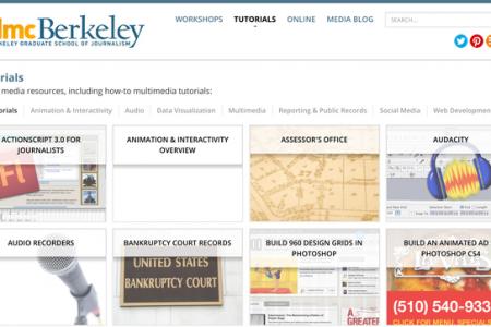UC Berkeley offers free online tutorials