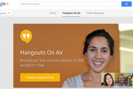 A guide to using Google Hangouts On Air