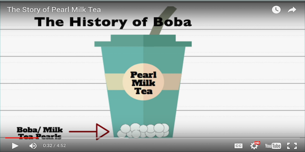 The story of boba teaser
