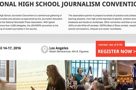 Join the JEA Digital Media Committee at 8 a.m. on Saturday, April 16, in Los Angeles (and bring a friend)