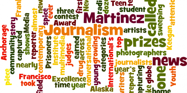 Student's radio news report takes top place in 2016 Youth Journalism International contest