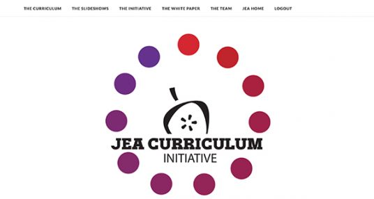 Take a closer look at the Journalism Education Association Curriculum