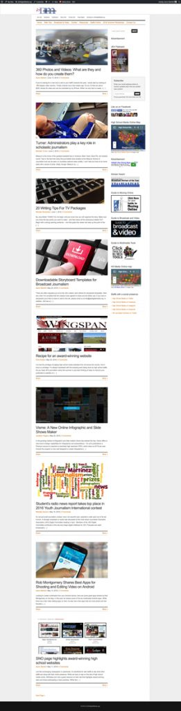 Here's a JEADigitalMedia.org screen capture I took with the Full Page Screen Capture Extension.