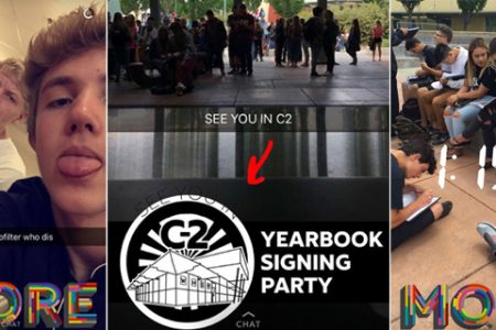 On-demand Snapchat geofilters create buzz