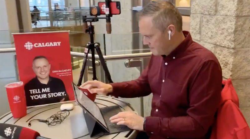 "Photo"" Dan McGarvey - CBC Calgary"